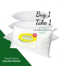 Gentle Bounce Fiber Pillow