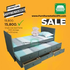 Aries Single size Day Bed