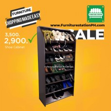 Fits 21 pairs Shoe Rack in Wenge